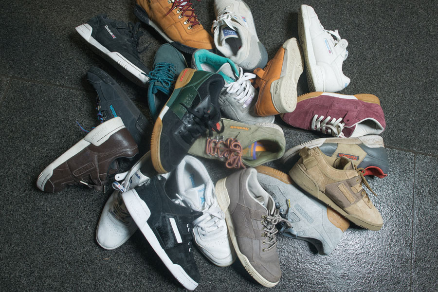 Collector Nic Hayman - Reebok Workout (Collection)