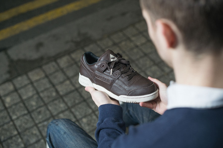 Reebok Workout Collector Nic Hayman | Sneakers Magazine