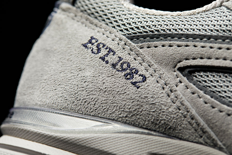 New Balance 990 Special Edition 1982 - Heel