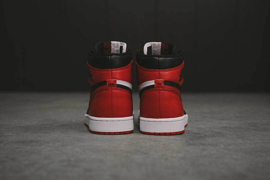 Nike Air Jordan 1 Homage to Home (861428-061) - Back
