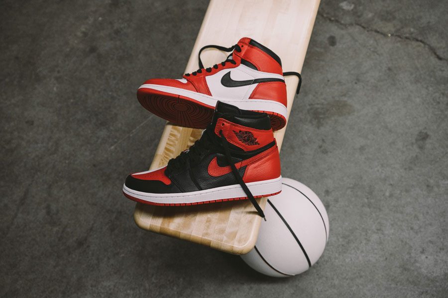 Nike Air Jordan 1 Homage to Home (861428-061) - Mood