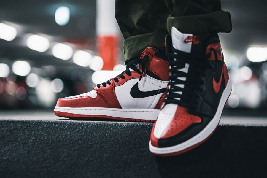 "An On-Feet Look at the Air Jordan 1 ""Homage To Home"" 7dba27f63"