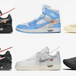 OFF-WHITE x Nike 2018 Releases - Overview (Title)