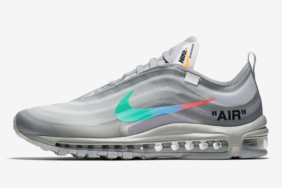 OFF-WHITE x Nike Air Max 97 Menta (AJ4585-101)