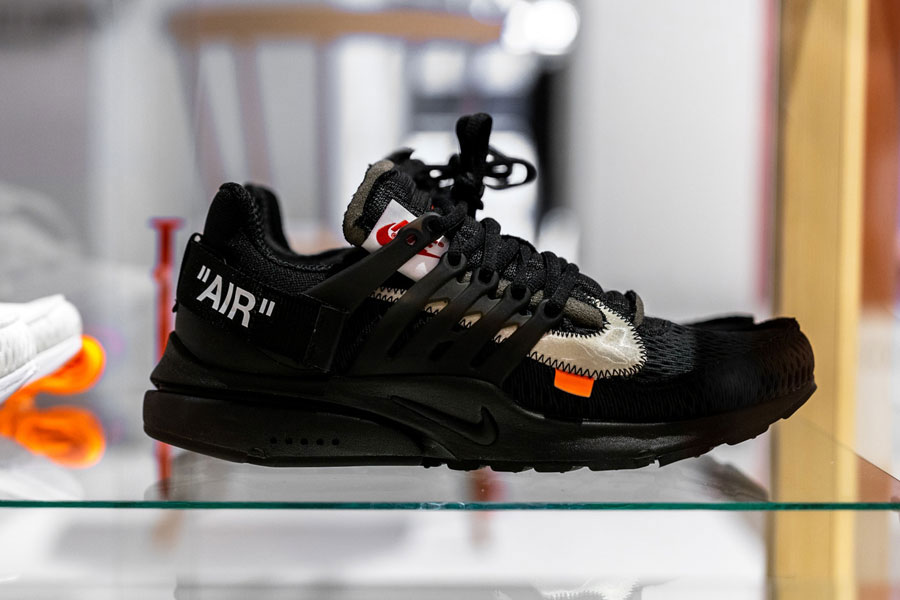 OFF-WHITE x Nike Air Presto 2018 - Black (AA3830-002)