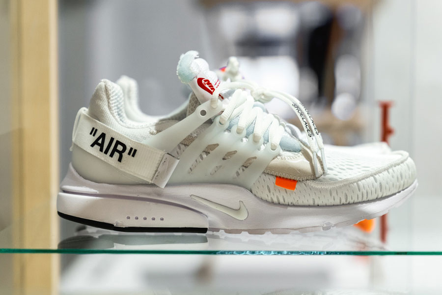 OFF-WHITE x Nike Air Presto 2018 - White (AA3830-100)