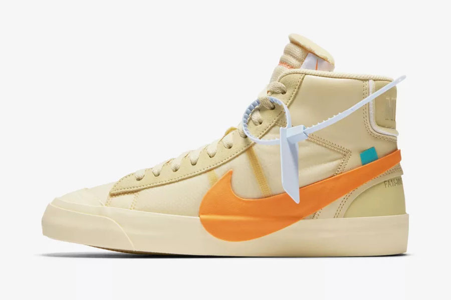 OFF-WHITE x Nike Blazer All Hallows Eve (AA3832-700)