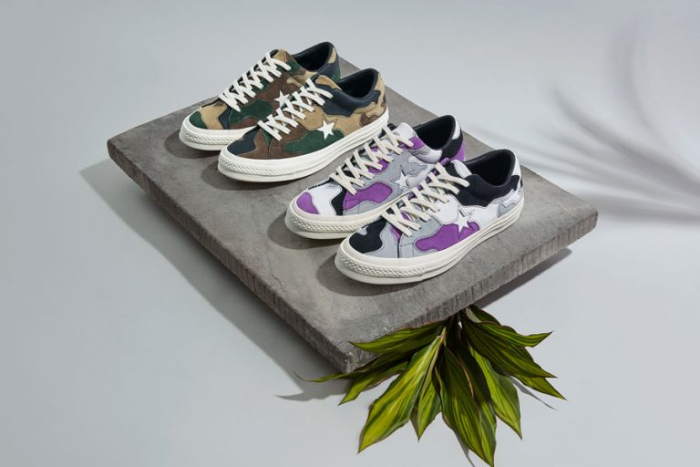 Sneakersnstuff x Converse One Star