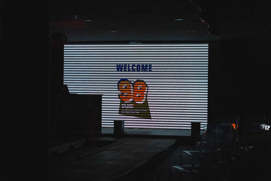 Snipes 20th Anniversary - 98 Twenty Years (Welcome)