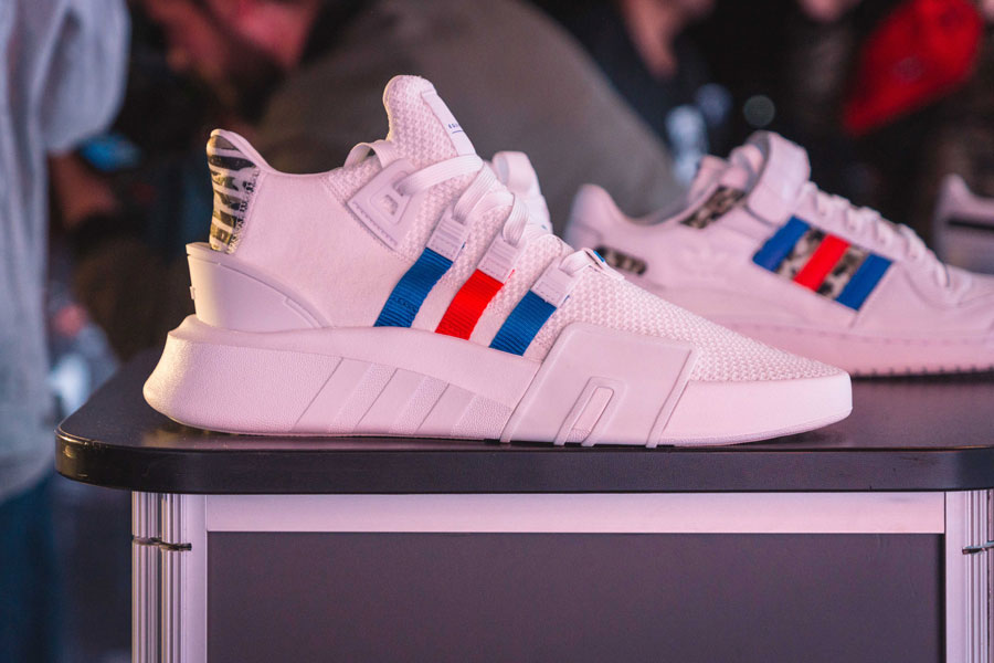 Snipes 20th Anniversary - adidas EQT Basket ADV Collab
