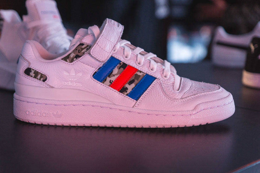 Snipes 20th Anniversary - adidas Forum Low Collab