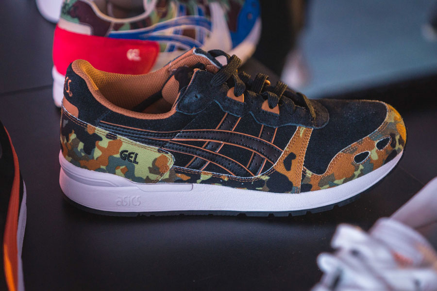 Snipes 20th Anniversary - ASICS Collab (Camo)