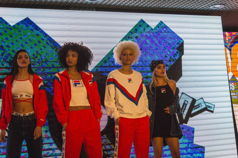 Snipes 20th Anniversary - Fashion Show (FILA Collab)