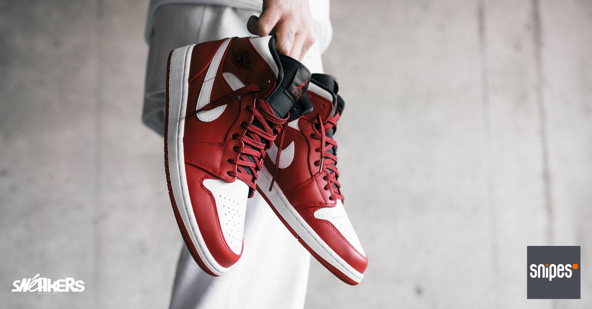 Snipes pres. The Customization of the Air Jordan 1 | Sneakers Magazine