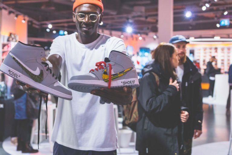 SNIPES presents The Customization of the Air Jordan 1 - Recap (Cool Shoes)