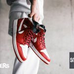 Snipes presents The Customization of the Air Jordan 1