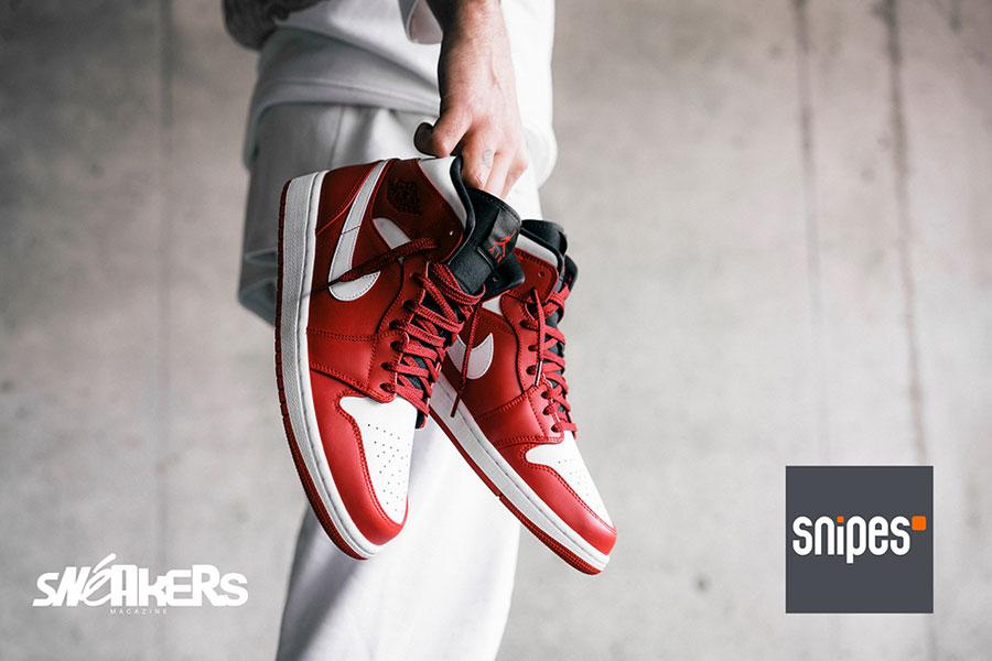 super popular 94f54 c1d75 ... Customize the Air Jordan 1 with SNIPES!