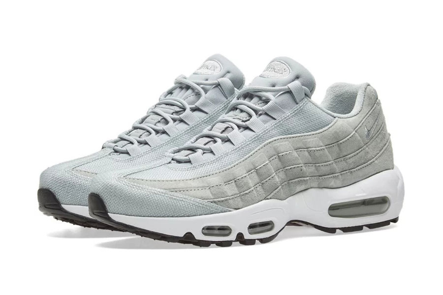 10 Nike Air Max Sneakers for Less Than 100 - Nike Air Max 95 Premium W (Light Pumice & White)
