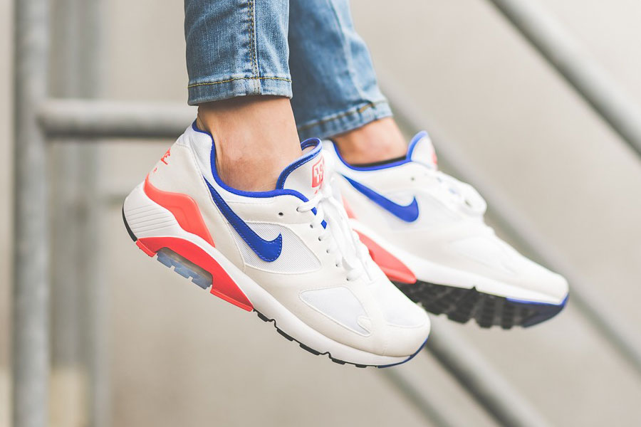 10 Nike Air Max Sneakers for Less Than 100 - Nike WMNS Air Max 180 Ultramarine