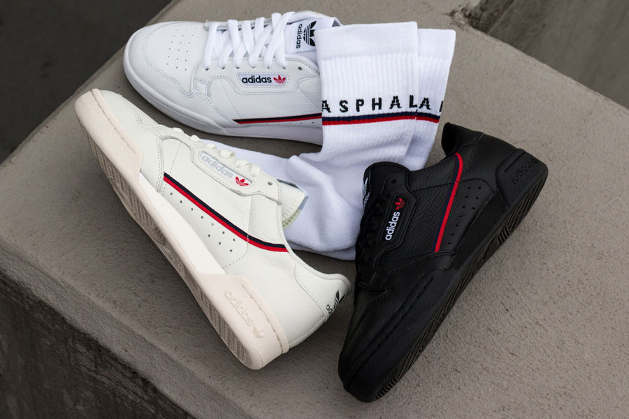 the latest 0bcfb 3ea7e adidas Brings Back the Continental for Summer 2018