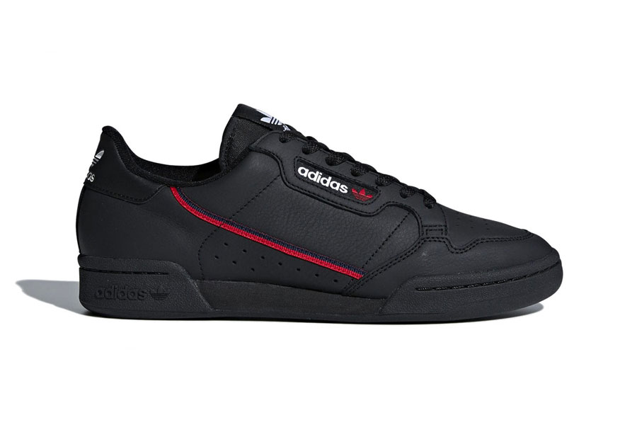 adidas Continental 80 Rascal Core Black (B41672) - Side
