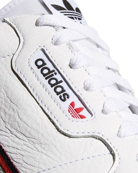 adidas Continental 80 Rascal Ftwr White (B41674) - Logo