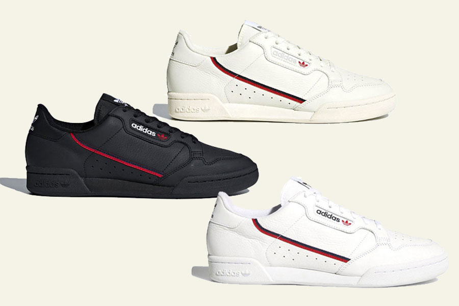 adidas Continental 80 Rascal - June 2018