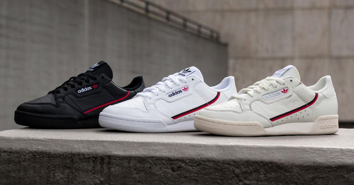 adidas Continental 80 Rascal (Release