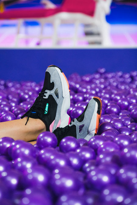 5 Quick Facts About the adidas Falcon W | Sneakers Magazine