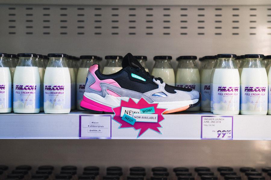 adidas Falcon W (BB9173) - Editorial kickiyangz by kane (Grocery Store 2)