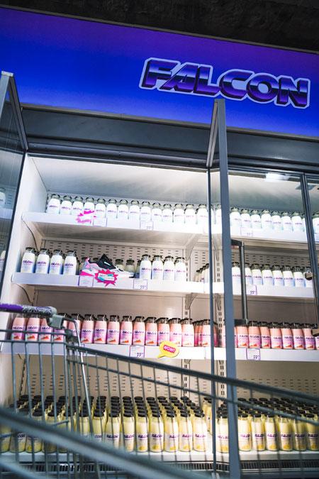 adidas Falcon W (BB9173) - Editorial kickiyangz by kane (Grocery Store 5)