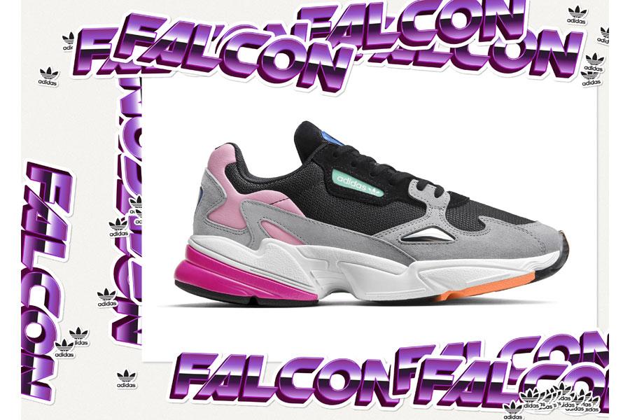 adidas Falcon W (BB9173) - Mood
