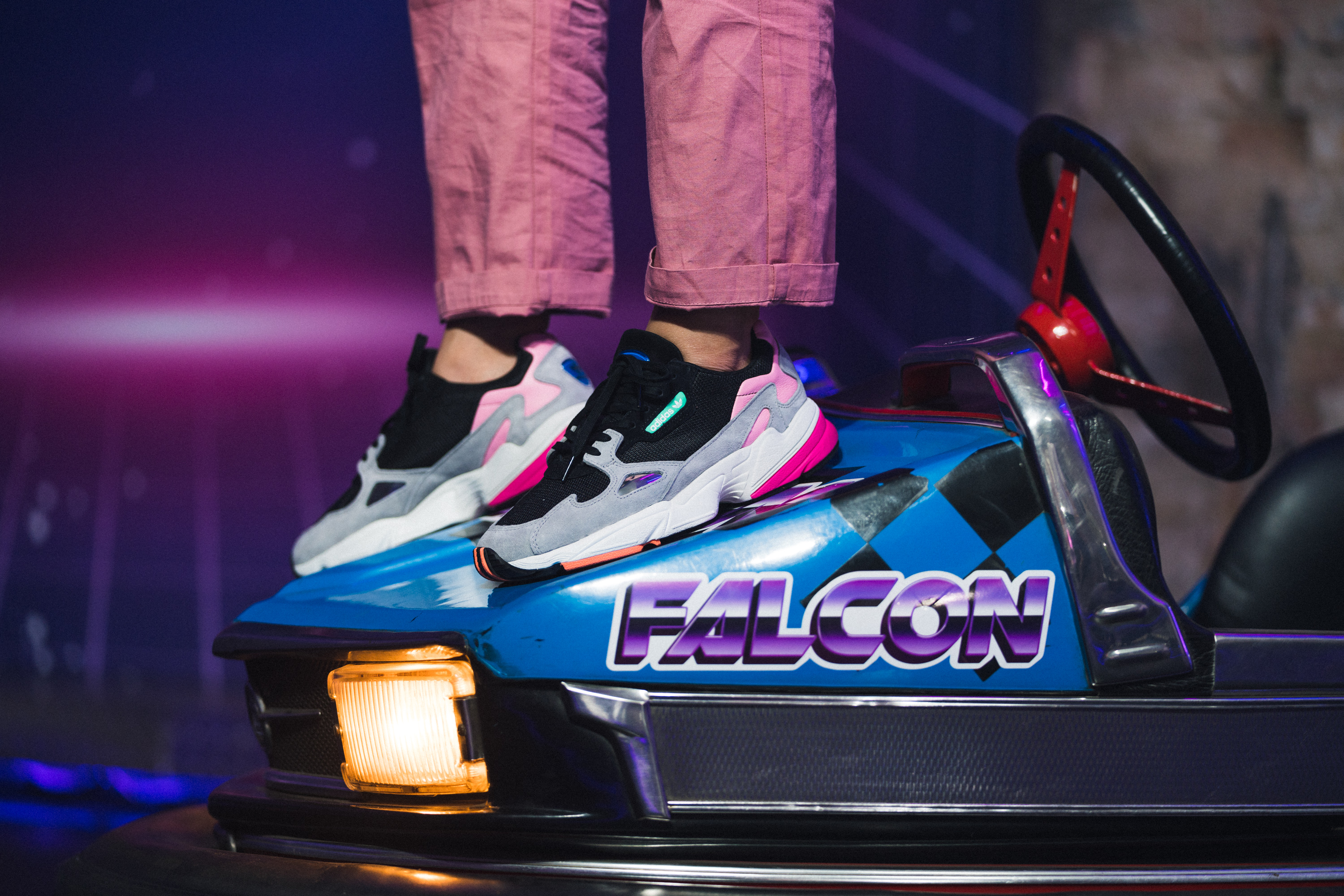 separation shoes 9ad6e 45d8a 5 Quick Facts About the adidas Falcon W