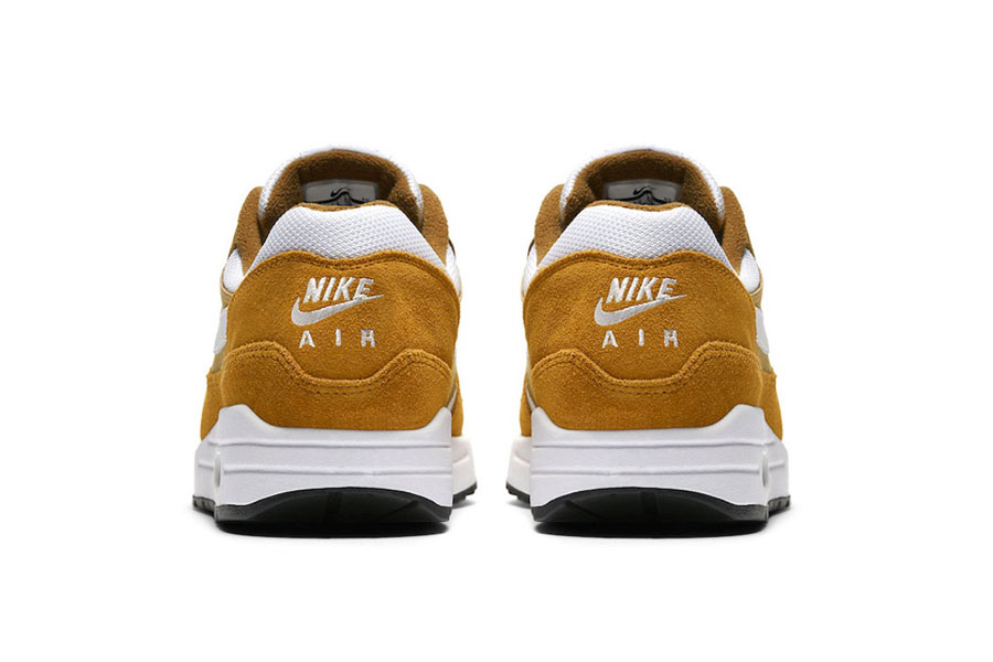 atmos x Nike Air Max 1 Curry (908366-700) - Back