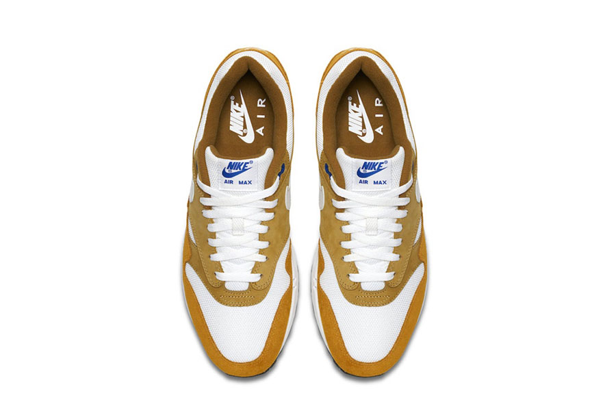 atmos x Nike Air Max 1 Curry (908366-700) - Top
