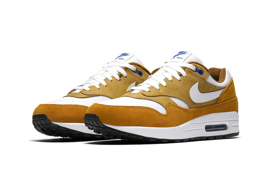 atmos x Nike Air Max 1 Curry (908366-700)