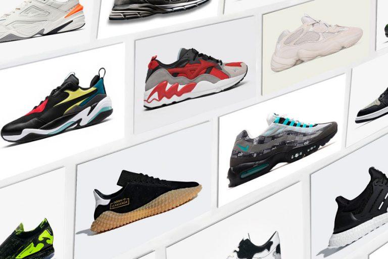 Best Sneakers of April 2018