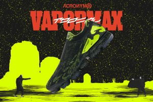 Best Sneakers of April 2018 - ACRONYM x Nike Air VaporMax (Black Volt)