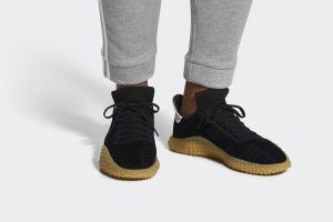 Best Sneakers of April 2018 - adidas Kamanda (Black)