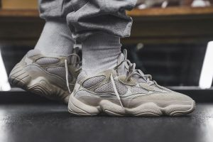 Best Sneakers of April 2018 - adidas YEEZY 500 (Blush)