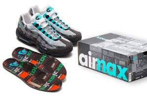 Best Sneakers of April 2018 - atmos x Nike Air Max 95 Jade