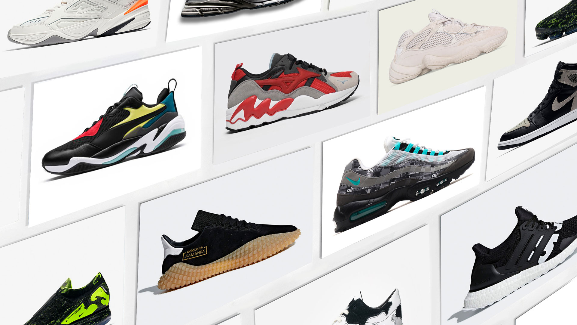 Best Sneakers of April 2018 - Slider
