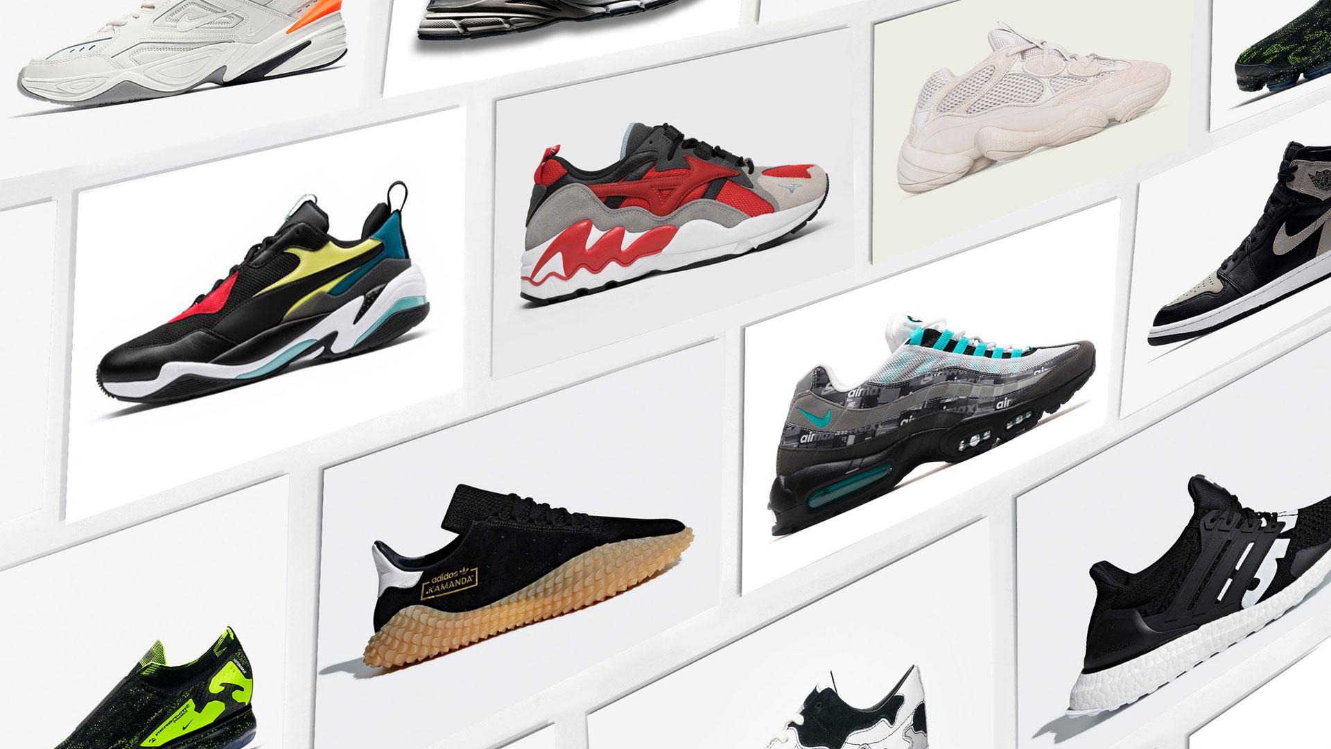 Best Sneakers of April 2018 - Slider
