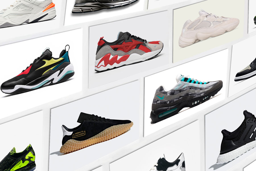 Best Sneakers of April 2018