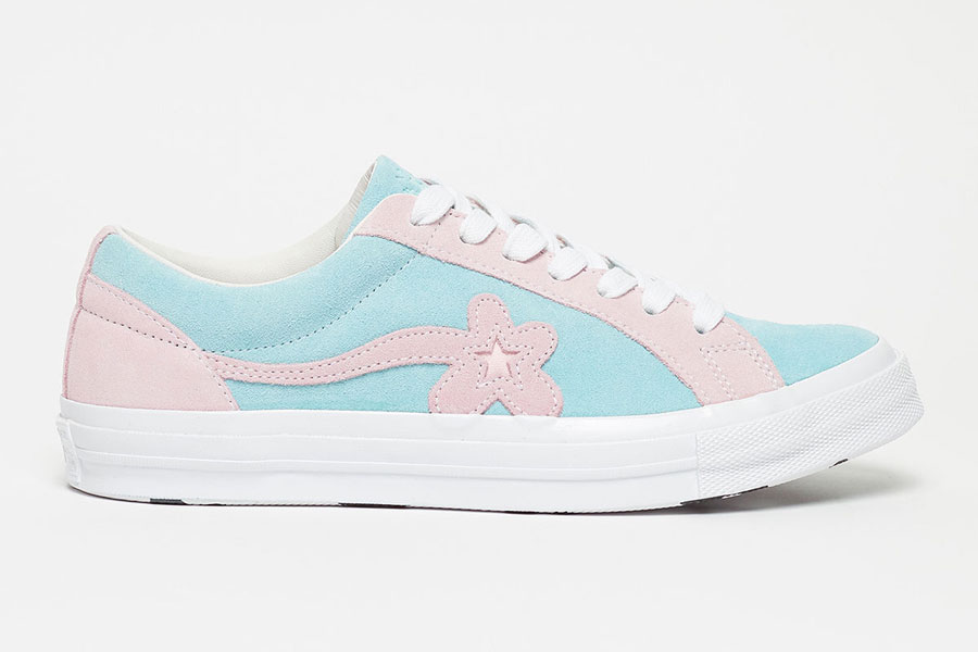 76d85d767085 GOLF le FLEUR x Converse One Star Two Tone Pack - Plume Pink Marshmellow