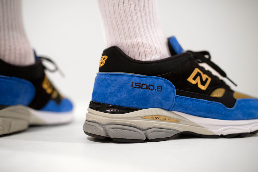 New Balance Caviar & Vodka Pack - M15009CV (Heel)