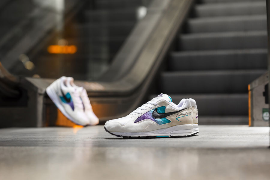 Nike Air Skylon 2 (AO1551-100) - 2018 vs 1992 (Mood)