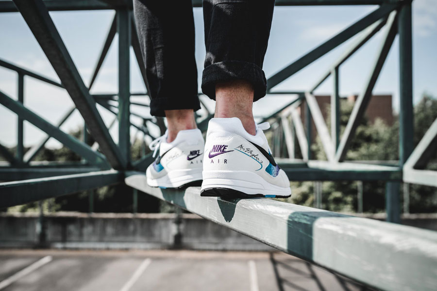 Nike Air Skylon 2 (AO1551-100) - On feet (Back)