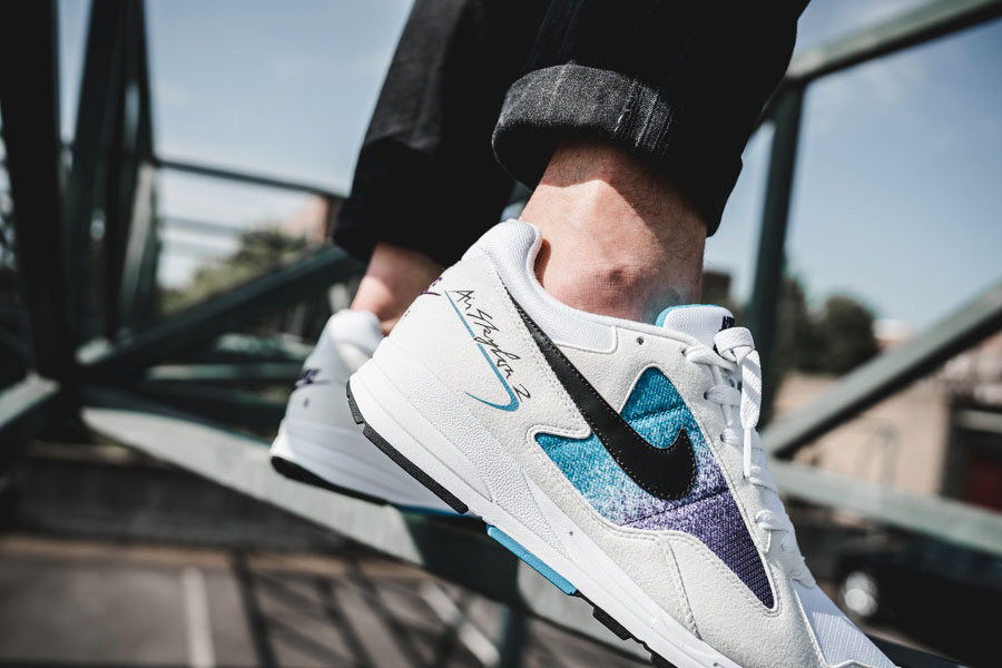 Nike Air Skylon 2 (AO1551-100) - On feet (Close)