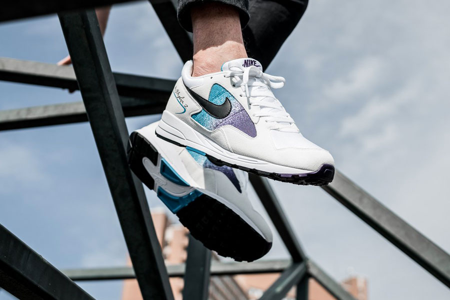 Nike Air Skylon 2 (AO1551-100) - On feet (Side)